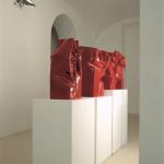 SANT'AGNESE, Galleria Autori Cambi, Roma Giugno-Luglio 2002. Foto S. B. Soriano