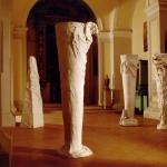 CALICI PIANGENTI, Palazzo delle Esposizioni, Faenza,2001. Foto F. Ceccardi